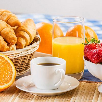 Desayunos y Coffee break de nuestro catering en Madrid